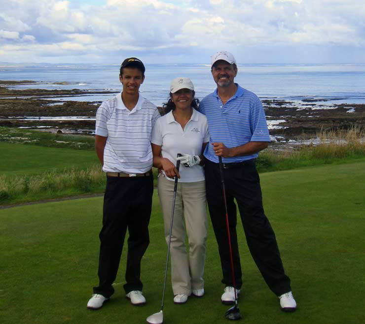 Family Crail